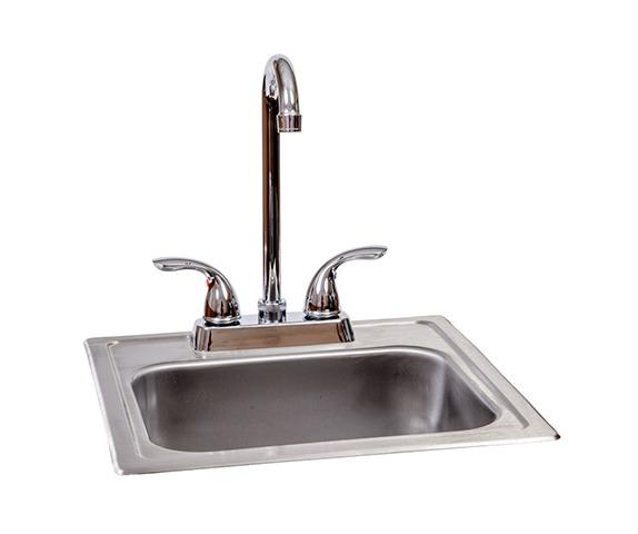 Cincinnati Grilling System - Accessories Sink
