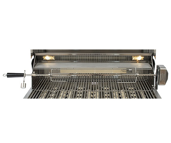Cincinnati Grilling System - Accessories Rotisserie